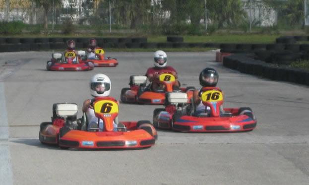 miami gp raceway go kart rentals